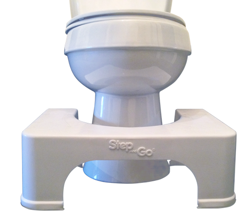 sc 1 th 209 & Step and Go Toilet Stool - Provides Proper Toilet Posture. islam-shia.org
